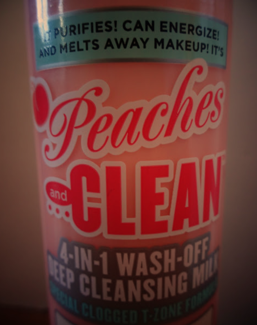 Friday Favourite #2: Soap and Glory Peaches and Clean (Review)