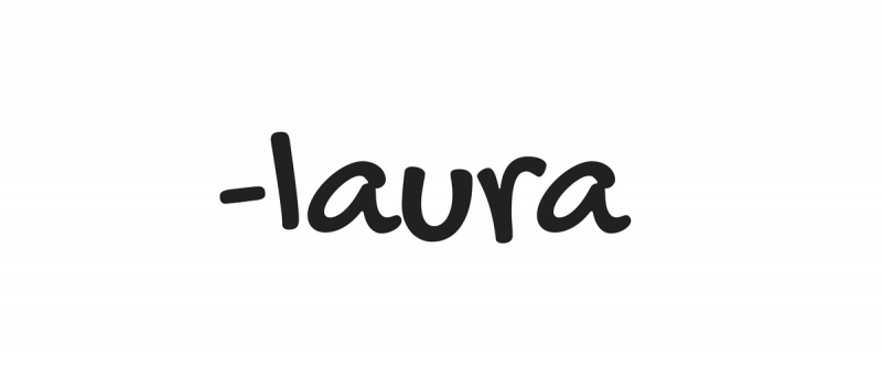 laura blog signature